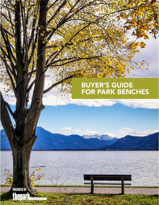 Buyer's Guide for Park Benches