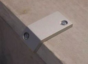 Skate stoppers for benches