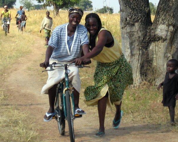 bikes for the world Ghana