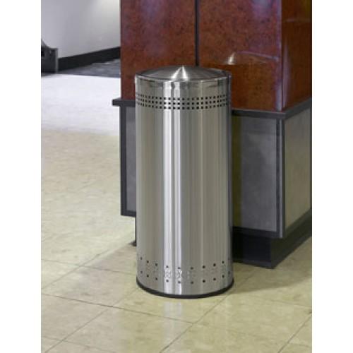 indoor trash can