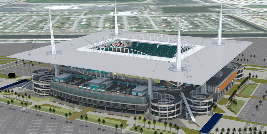 new miami stadium