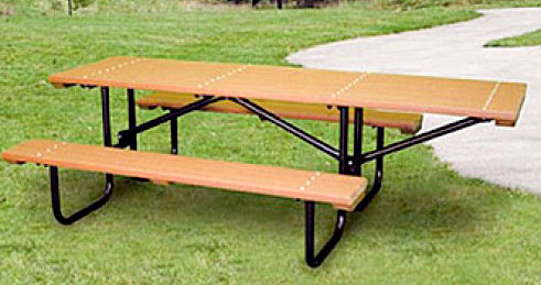 ADA Picnic Tables Archives Dash The Park Blog - Ada picnic table requirements