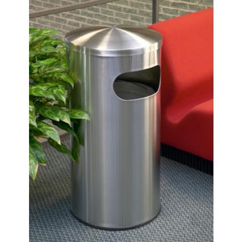 small capacity trash receptacle