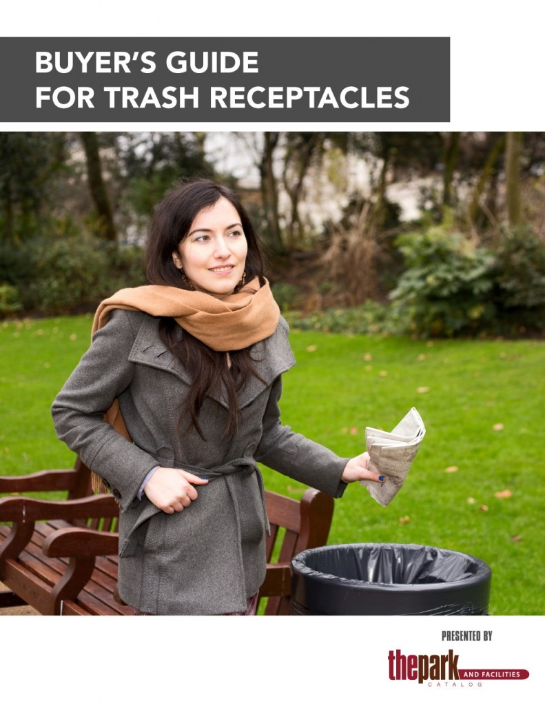 buyer's guide for trash receptacles