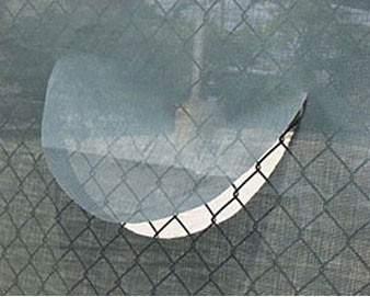 Wind Flap for PVC Windscreen
