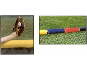 Premium Grade Foam Fence Top - 8-ft. Section with thick Outer Skin