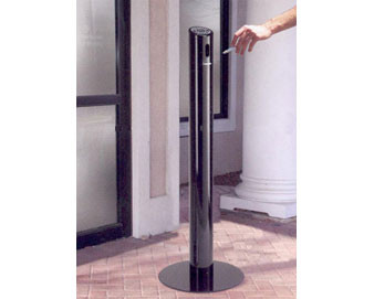 Smoke Stand - Stylish Alternative for Cigarette Receptacles.
