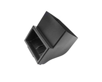 Replacement towel bucket for Pole-Mounted Rectangular Windshield Center & Hexagon Waste Containers