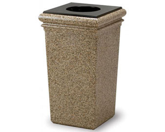 30-Gallon StoneTec® with Lid & Liner