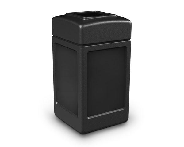 Square Waste Container - 42 Gallon