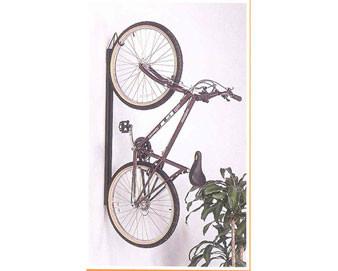 Wall-Mounted Bike Track - Non Locking