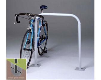2-Bike Inverted-U Bike Rack