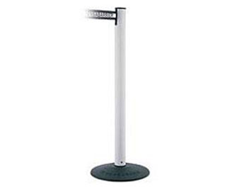 Popular Economy Stanchion with Black Base