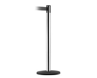 Advance Stanchion with Black Basics Base