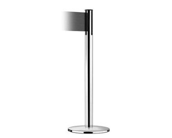 Plus Stanchion with Universal Base –Extra Wide Belt