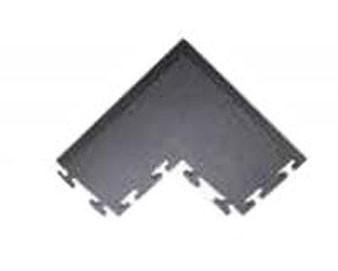 Interlocking Rubber Floor Tile-Corner Piece