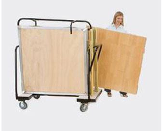 Additional Magnattach Storage Cart.