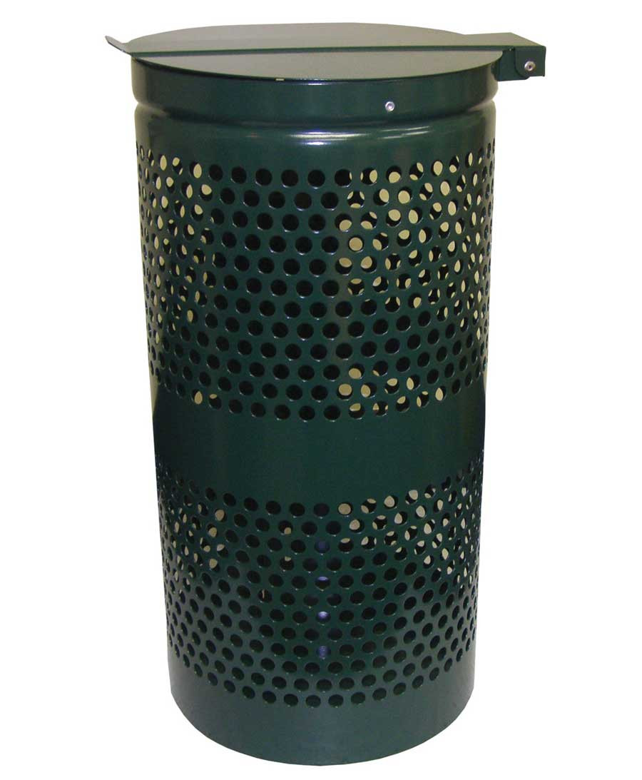 DOGIPOT Steel Trash Receptacle
