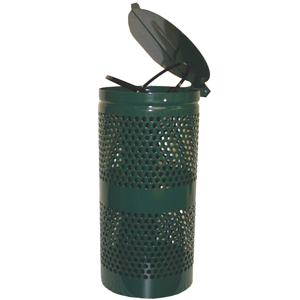 DOGIPOT Aluminum Trash Receptacle