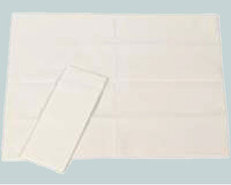 Protective Liners for Baby Changing Stations, Laminated 2-ply Tissue