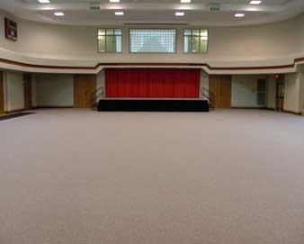 CarpetDeck Gym Floor Protection Mats