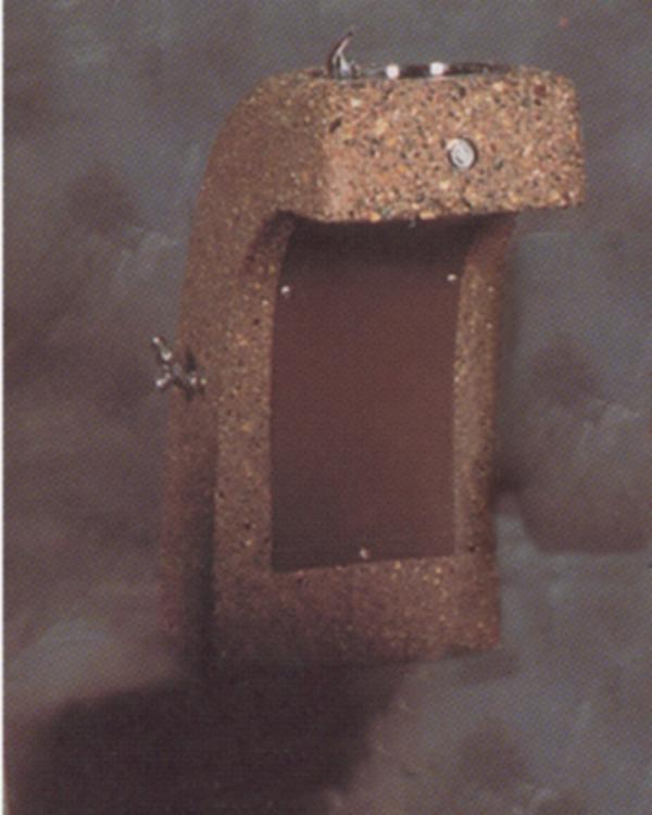 Concrete Drinking Fountain - ADA