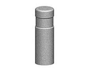 12Dia x 36H Round Concrete Bollard