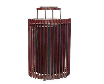 32-Gal. Rod Receptacle with Ash Bonnet Lid