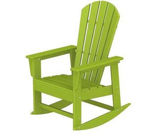 POLYWOOD South Beach Rocker Chair