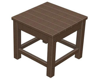 POLYWOOD Club 18 Side Table