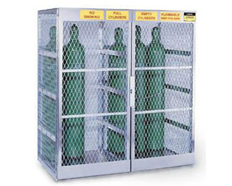 Vert 10-20 Cylinder Locker