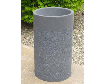 24 Stone Aggregate Ash Tray - Round or Square