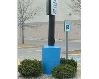 Light Pole Guard