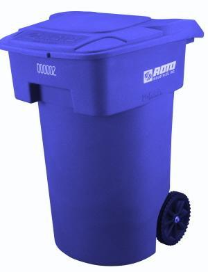 68-Gallon Hauler Cart - Regular Colors- Minimum Order of 75 Required