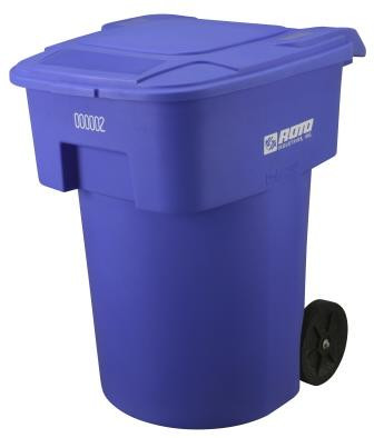 98-Gallon Hauler Cart - Regular Colors- Minimum Order of 50 Required