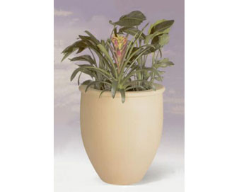 Troy Style Planter - Various Finishes & Colors Available - 32Dx28H