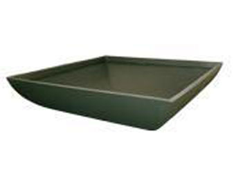 Andover Series Bowl Planter - Various Finishes & Colors Available