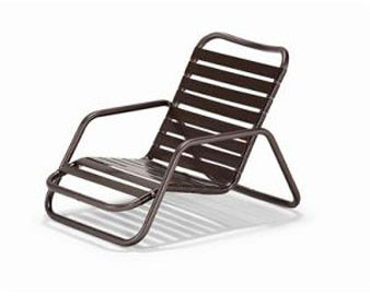 Milan Collection Strap Sand Chair