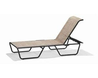 Niche Collection Sling Chaise Lounge