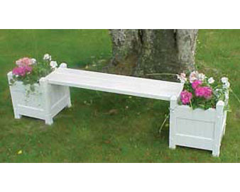 Planter Seat Plank