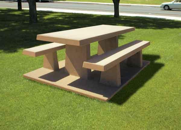 Rio Rancho Table - Buff