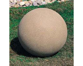 Sphere Shaped Bollard - 24D