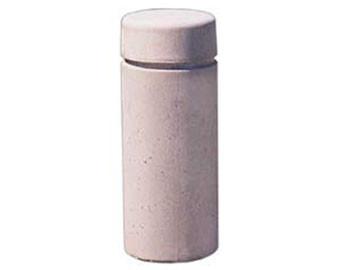 30H Round Concrete Bollard