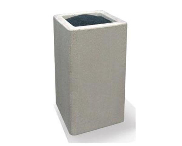 Simple square snuffer