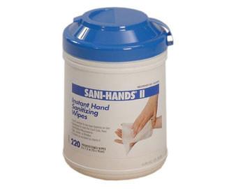 Sanitizing Wipe Refills - Set of 6.