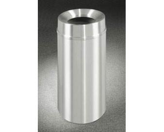 33-Gal Funnel Top Waste Receptacle