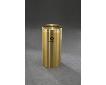 16-Gal Single Purpose Recycling Receptacle