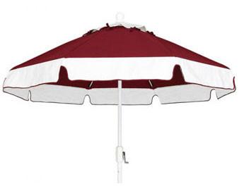 9' Market Umbrella with Sunbrella® Cover and Crank Lift