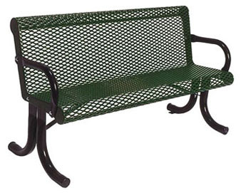 4-Ft. Capri Series Bench