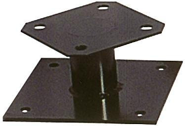 Surface Mount Kit For 398-Series Receptacles